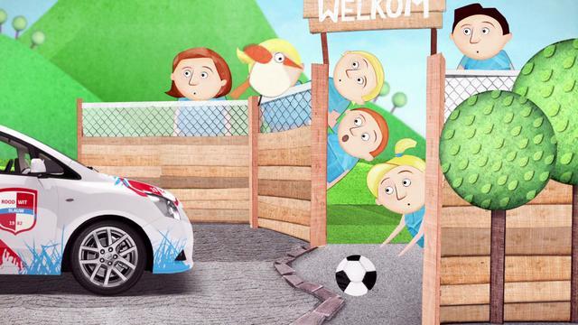 Veilig Uit & Thuis Teamauto