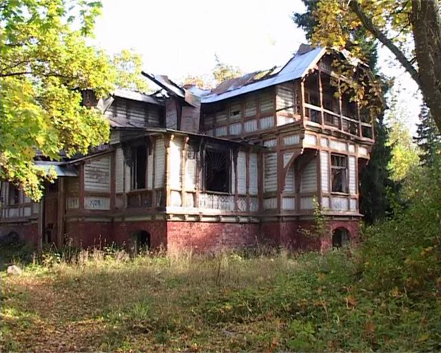 4 house of the mournful unconcern on vimeo for Picture of house