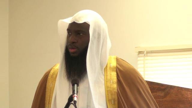 By Imam Muhammad Ndiaye - The Power Of Du'aa