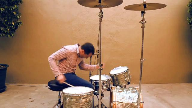 MUTEMATH - Drums Bass