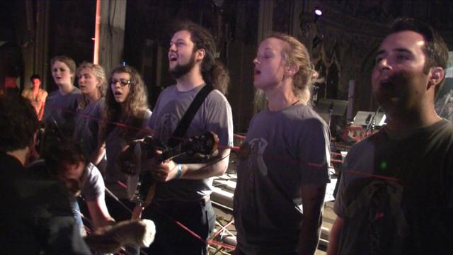 The Matthew Carefully Undone Ensemble - 'Poughkeepsie'