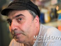 The Shoe Repairman Michael Davydov