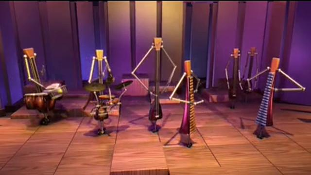 "Animusic Pogo Sticks ""Something In The Air"" By Tom Petty"