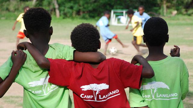 Camp Langano, Sports Friends Ethiopia