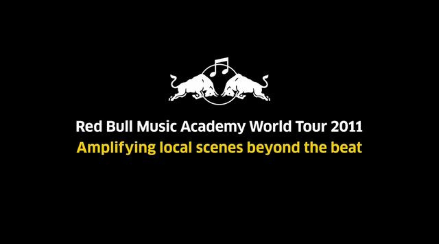 Red Bull Music Academy World Tour: Amplifying local scenes beyond the beat