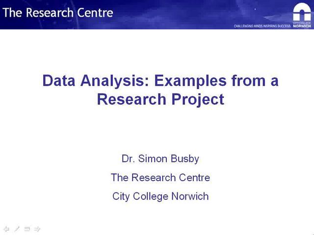 How to write dissertation data analysis