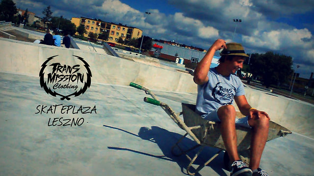 SKATEPLAZA Leszno - almost done