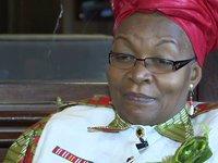 Maître Alice Nkom, présidente d'honneur de la fierté gay à Montréal