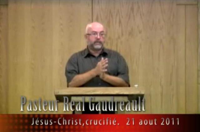 Jésus-Christ crucifié