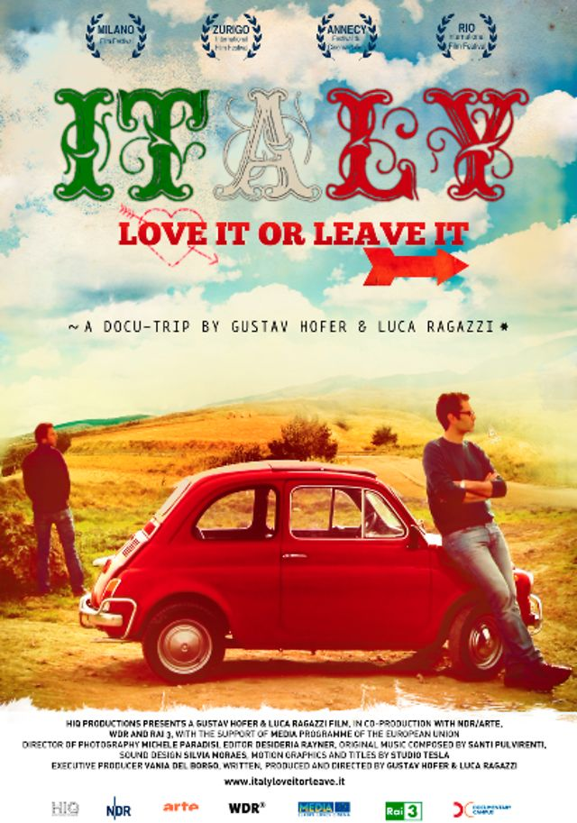 ITALY LOVE IT OR LEAVE IT / trailer