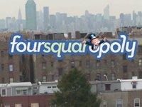 Foursquaropoly,  Foursquare et Monopoly