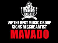 We The Best Group signent Mavado ()