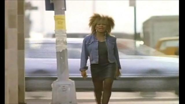 Tina Turner 'What's Love Got To Do With It'