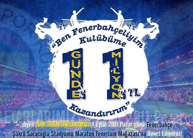 Fenerbahçe is Coming!