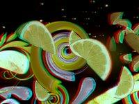 Smirnoff Frozen Mojito - Anaglyph