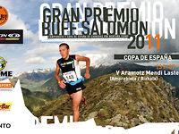 GPBS Copa y Campeonatos de España de Carreras por montaña 2011 - Aramotz Mendi Lasterketa
