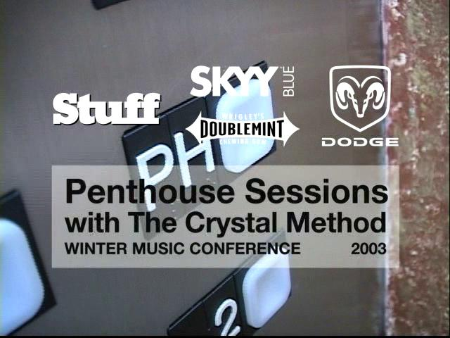 Stuff Penthouse DJ Sessions