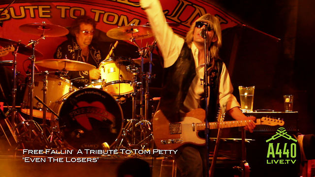 "Free Fallin' A tribute to Tom Petty ""Even The Losers"""