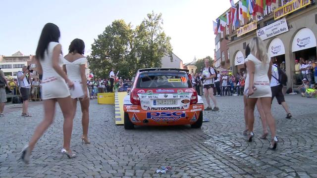 Barum Rally 2011 - ERC TV Magazine