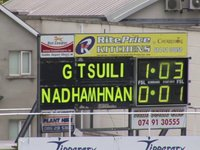 Michael Murphy Goal - Glenswilly v St Eunan's