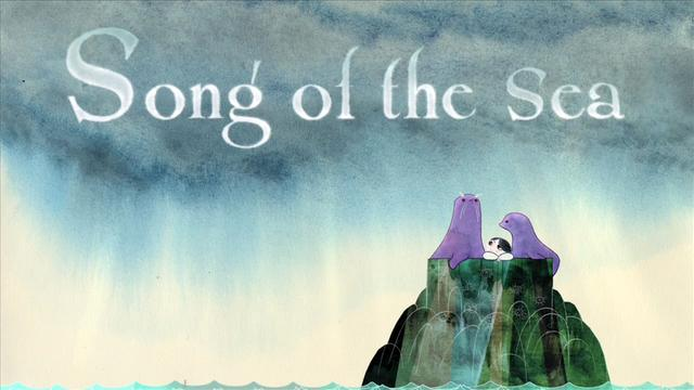 Song Of The Sea - Conceptual Trailer