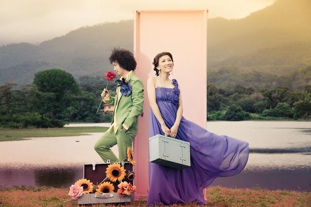 Pre-Wedding Concept