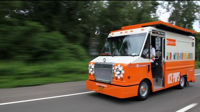 Solar Powered Truck