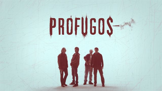 HBO / Prófugos Opening Titles