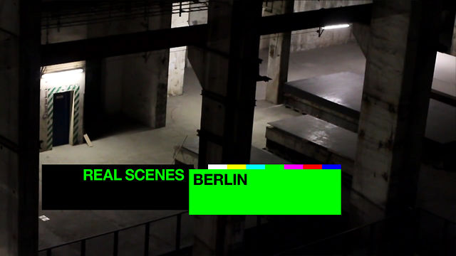 Video: Resident Advisor – Real Scenes Berlin