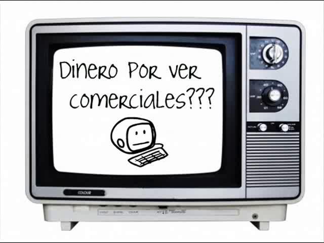 GANA DINERO VIENDO COMERCIALES