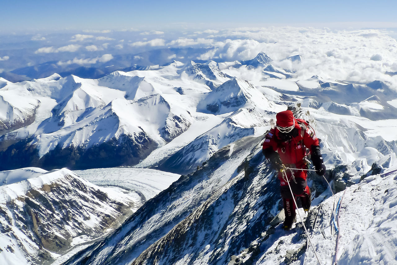 My Journey to the Summit of Mt. Everest on Vimeo