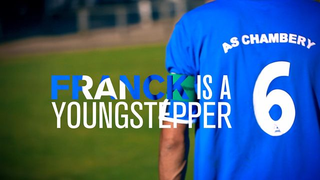 Leuchar - Franck is a youngstepper