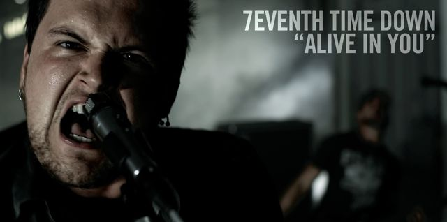 """7eventh Time Down - """"Alive In You"""""""