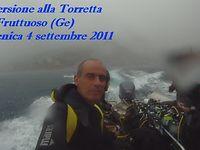 Immersione la Torretta (Liguria)