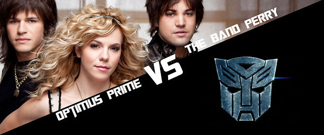 The Band Perry - If I Die Young vs Optimus Prime (IMPACT Dubstep Remix - Clean)