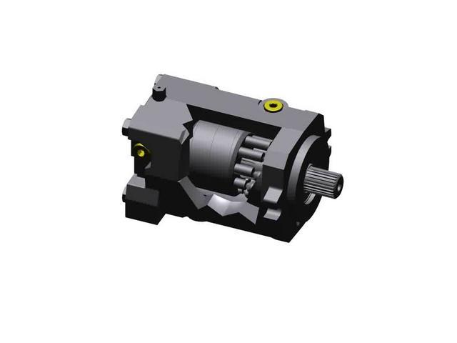 Hmf Hydraulic Motor