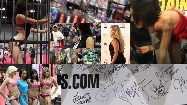 MyFreeCams at Exxxotica Los Angeles 2010