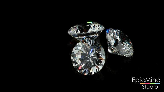 Loose Diamonds Video on Black - HD on Vimeo
