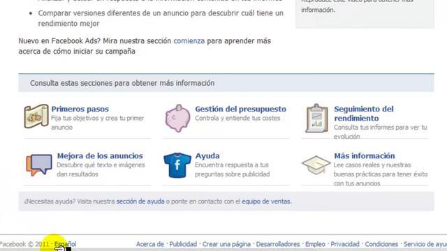 Crear Tu Anuncio - Campaña en Facebook casi *GRATIS*