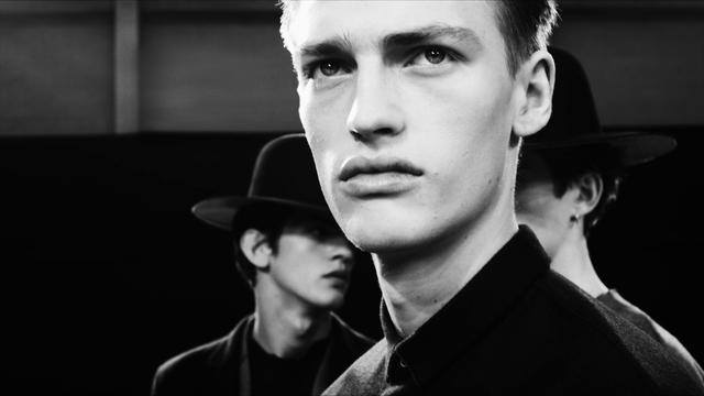 "Video Exclusive | Dior Homme ""The Defile"" Autumn/Winter 2011"