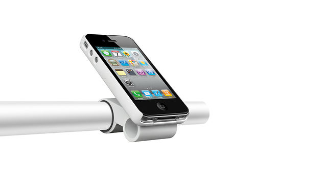 Smart Mount, Smart Case and Jericho App. 2011