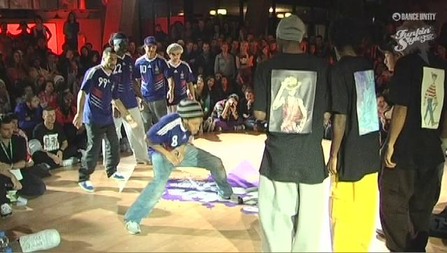 Funkin&#039; Stylez 2009 - WTB - France vs RedRubin
