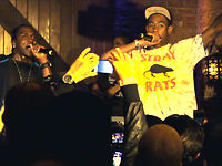 Pusha T - Trouble On My Mind (feat. Tyler, The Creator) (Live in NYC) ()