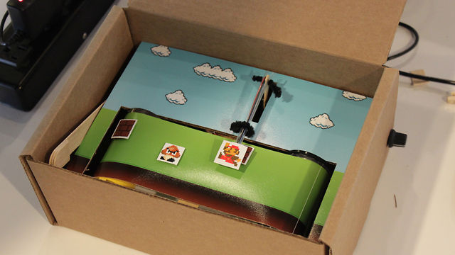 Thumbnail of video Video Game in a Box