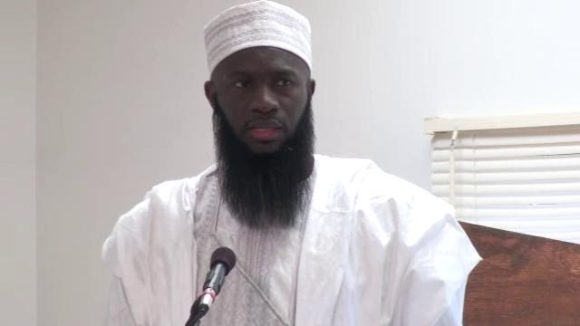 By Imam Muhammad Ndiaye - Giving Thanks to Allah