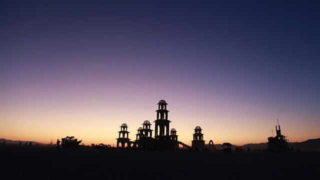 Dear Temple of Transition [Burning Man 2011]