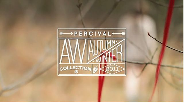 Percival Fashion Film for Autumn/Winter 2011