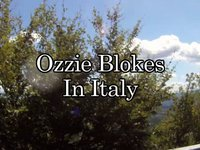 Ozzies In Italy