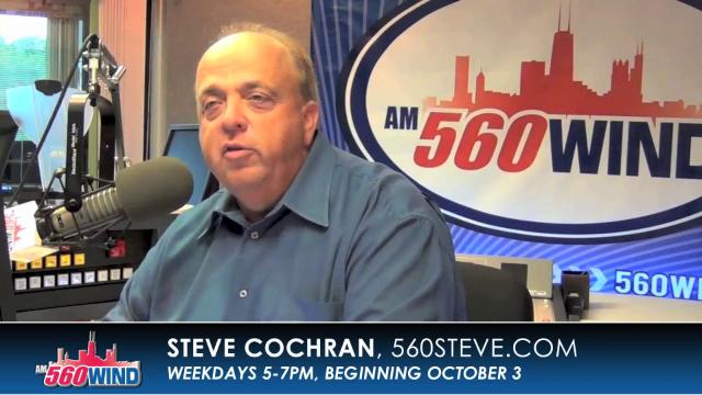 What is Steve Cochran all about?