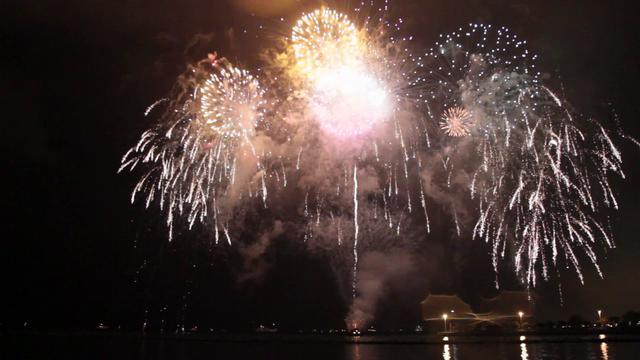 Fireworks display company Chicago